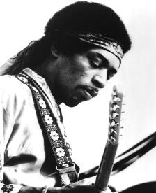 James Marshall Hendrix (Click on picture for a larger view)